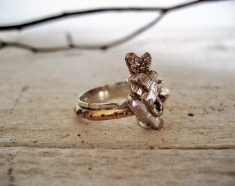 Junky Heart Ring