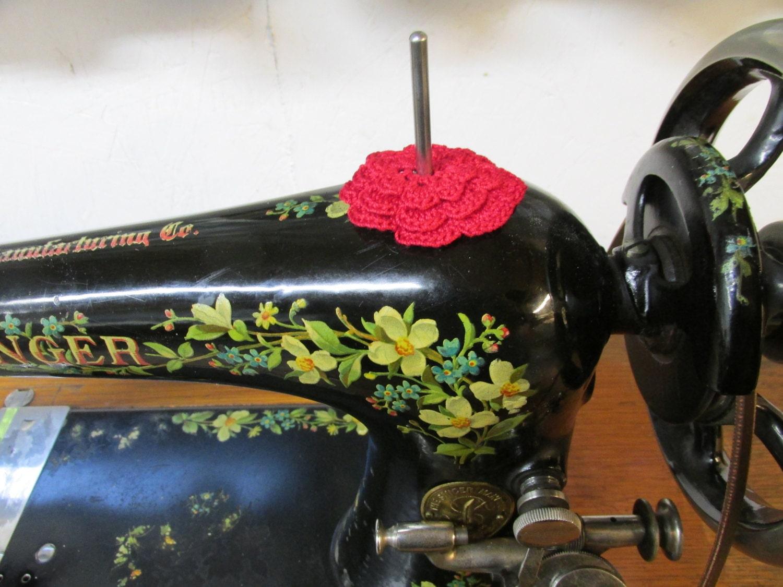 sunbeam handheld sewing machine instructions