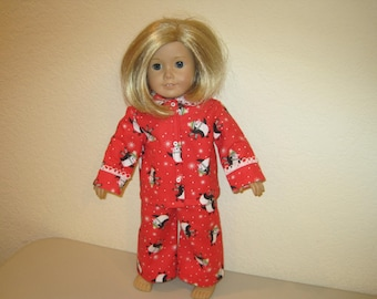 "American Girl 18"" doll clothes handmade"