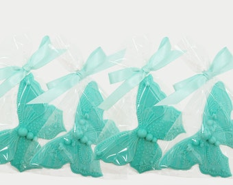 Butterfly Soap Favor - Choose Color - Soap Favors for Weddings and Showers