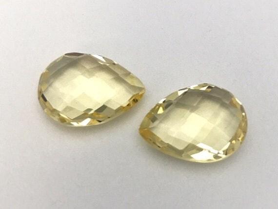 Pearl, Diamond and Light Yellow Sapphire Earrings at 1stdibs |Light Yellow Gemstone Earrings