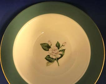 Homer Laughlin Century Service Emerald Dessert Bowl or Berry Bowl