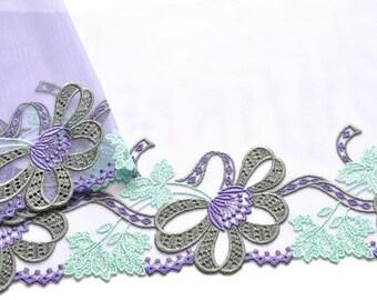 Purple Floral Lace Trim, Mint Green, Grey Lace Trim Lace, Couture Fashions, Lingerie, Hat Scarf, Lace Dress
