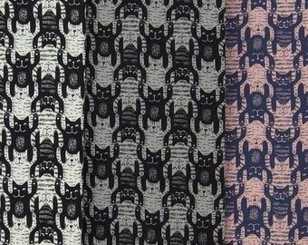 LOTS OF CATS organic cotton jersey