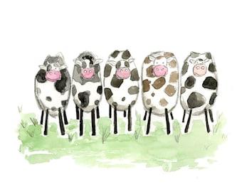 Cow Herd