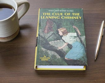 The Clue of the Leaning Chimney Nancy Drew Journal