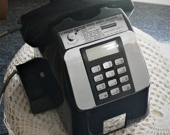 Black Desk Pay Phone, COIN