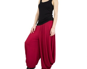 Loose pants/ Baggy pants/ Plus size pants/ Sweatpants/ Drop crotch pants/ Loose joggers/ Boho pants/ Yoga pants/ Harem pants 4x 5x COMFORT