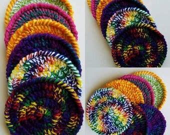 Crochet FRIZBEE Pattern ~ Bev's Frizbee Flying Disk