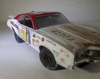 Junker Model,Classicwrecks,Scale Model Car,Rusted Wreck