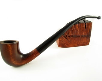 """Churchwarden Tobacco Pipe Smoking 9.8"""" *LORD* Gandalf Fashion, Pipes Pear Wood Wooden Handcrafted. Exclusive Designed for pipe smokers"""