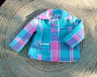 Girls Woollen Jacket Winter Jacket size 3 & 4