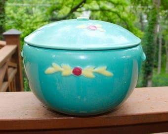 Vintage Coors cookie jar