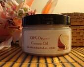 Pure Organic Coconut Oil 4oz Assorted Scents - U Pick!