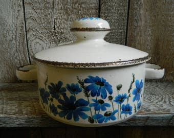 Vintage Stonehenge Midwinter Spring Pattern 1.5 Quart Covered Casserole Made in England
