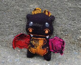 Tiny Butterfly Baby Company Wrap Scrap Dragon