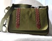 Large Messenger, Large Cross Body Bag, Extra Large Bag, Shoulder Bag, Big Shoulder Bag, Man Bag, Man Gift