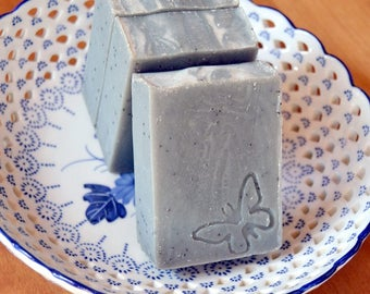 Licorice Spice Soap -  Handmade soap with Shea and Cocoa Butter -  Handmade in BC, Canada