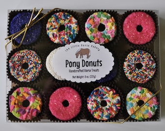 Shipping Included - Pony Donuts