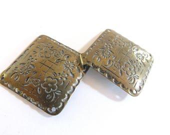 Austrian Metal Belt Buckle