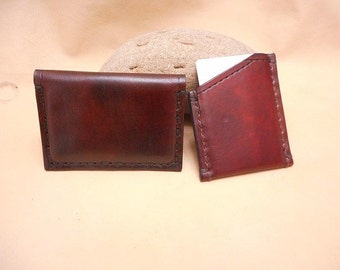Credit Card Cases or Business Card Cases- Set of Two-Sale