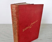 Antique Psychological Drama - The Woman In White by Wilkie Collins - 1920's - Illustrated - Suspense - Horror