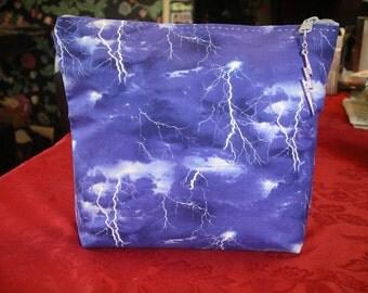 Lightning Clutch Bag