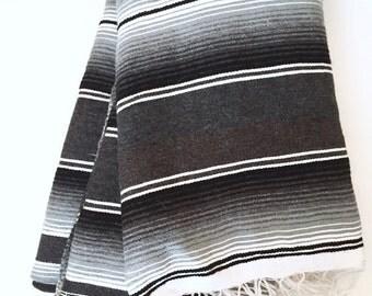 Gorgeous Modern Boho Striped Serape