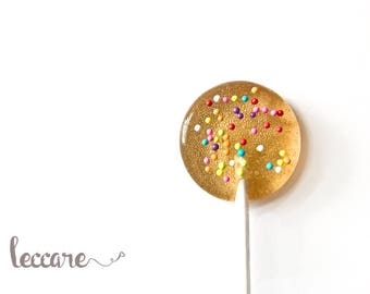Happy Birthday  Lollipops // 20  Birthday Cake Lollipops  //  Party Favor  // Wedding Favor // Sugar and Spice // Birthday Party Favor