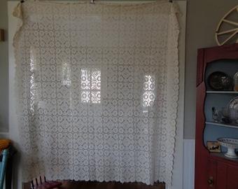 Antique Lace Tablecloth