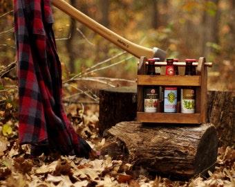 Beer Carrier - Beer Caddie - Beer Tote