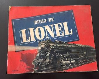 Built By Lionel Catalog