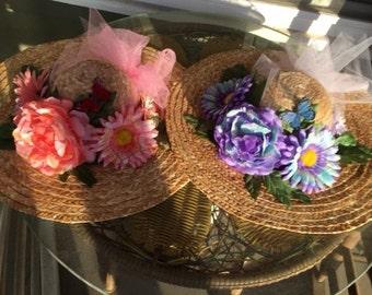 Children's Flower Hat