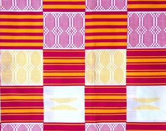 Kente Print (At Per Yard)