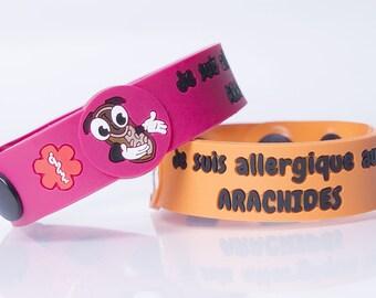 Je suis allergique aux ARACHIDES
