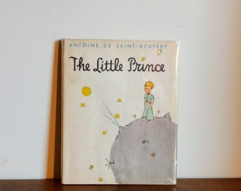The Little Prince, Vintage Early Collectible Printing 1960s