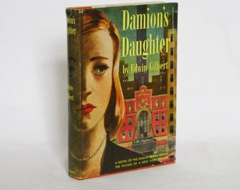 Damion's Daughter, by Edwin Gilbert 1st Edition
