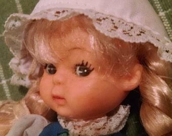 Little Dutch Girl Doll