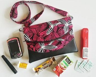 PICK YOUR FABRIC - Diabetes Supply Bag, Diabetes Bag, Diabetes Purse, Medical Bag, Medical Purse
