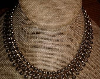 Calvaire Collar Necklace Vintage
