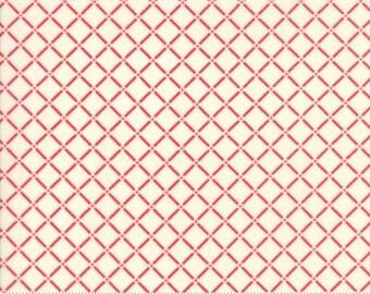Sunday Drive Cherry - Moda Fabrics - 43075 13