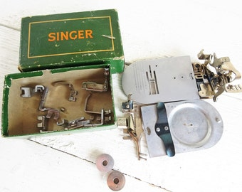 Singer 306 Sewing Machine Attachments