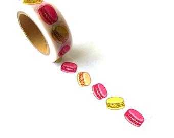 Washi Tape Macarons