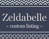 Custom Listing For Paula