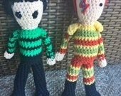 Custom Order for Leesa23 - Ziggy Stardust and Band Member