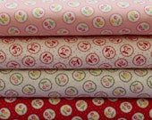 Old New 30s - Lecien Fabric - Reproduction Fabric - Cherry Fabric - 31525