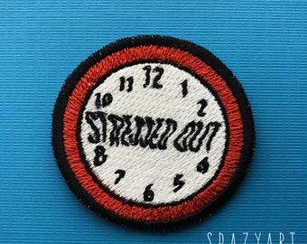 Time Is Stressful Patch
