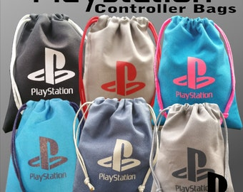 Sony Playstation pull string controller bags