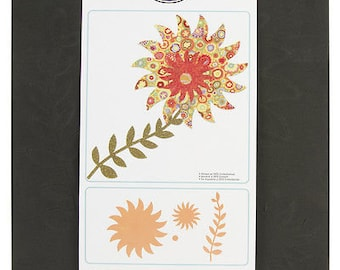 Westminster/Sizzix Bigz Dies-Pro Die -Piccadilly Sunflower Flower