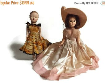 Hard plastic doll, 1950s dolls, sleepy eye dolls, vintage baby, plastic doll, doll doctor project, project dolls, doll hospital needed